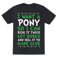 Grinch Pony