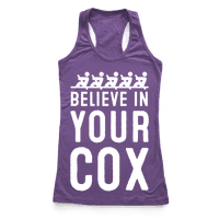 Believe In Your Cox