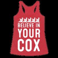 Believe In Your Cox