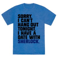 Sorry, I Have a Date with Sherlock