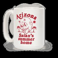 Arizona - Satan's Summer Home
