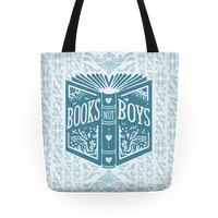 Books Not Boys