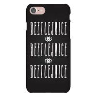 Beetlejuice Beetlejuice Beetlejuice Phonecase