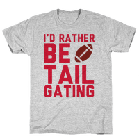 I'd Rather Be Tailgating