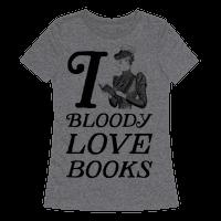 I Bloody Love Books