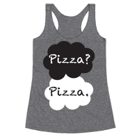 The Fault In Our Pizza Racerback