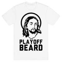 Jesus Playoff Beard