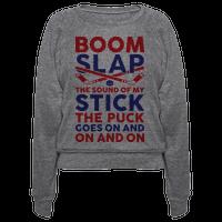 Boom Slap The Sound Of My Stick