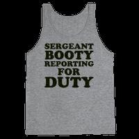 Sergeant Booty