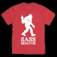 Sass Quatch Crossing