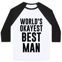 World's Okayest Best Man
