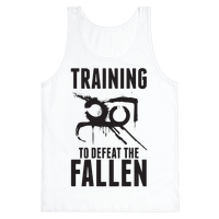 Training To Defeat The Fallen Tank