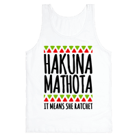 Hakuna MaTHOTa