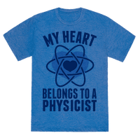 My Heart Belongs to a Physicist