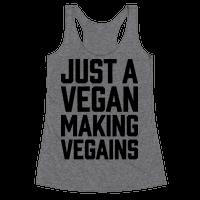 Just A Vegan Making Vegains