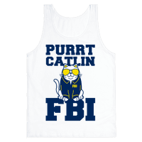 Purrt Catlin FBI