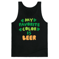 My Favorite Color Is Beer
