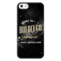 Time to Boldly Go Mother Fucker Phonecase