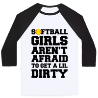 Softball Girls Aren't Afraid