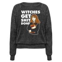Witches Get Shit Done