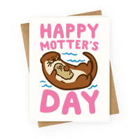 Happy Motter's Day Greetingcard
