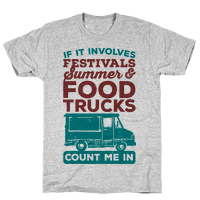 If It Involves Festivals, Summer & Food Trucks Count Me In