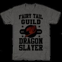 Fairy Tail Guild Dragon Slayer