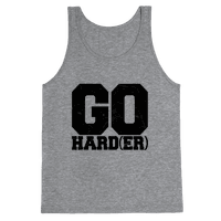 Go Harder