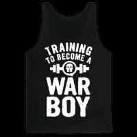 Training to Become a War Boy