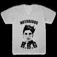 Notorious R.B.G. Vneck
