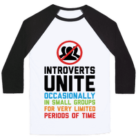 Introverts Unite! Baseball