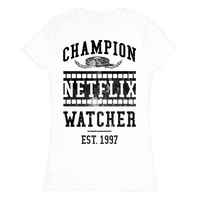 Champion Netflix Watcher