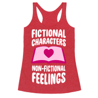 Fictional Characters, Non-Fictional Feelings