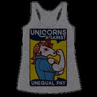 Unicorns Against Unequal Pay