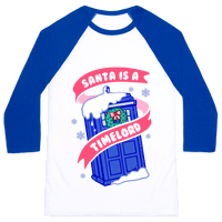 Santa is A Timelord