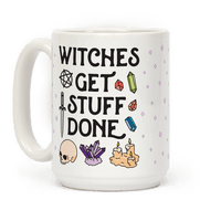 Witches Get Stuff Done