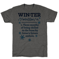 Winter Definition