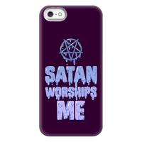 Satan Worships Me