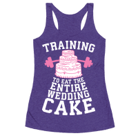 Training to Eat the Entire Wedding Cake