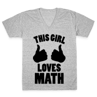 This Girl Loves Math
