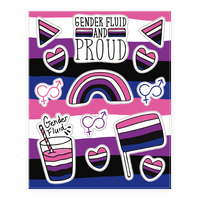 Gender Fluid Pride