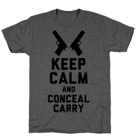 Keep Calm and Conceal Carry