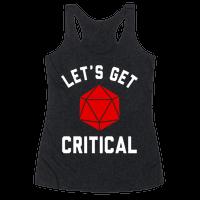 Let's Get Critical