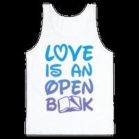 Love Is An Open Book