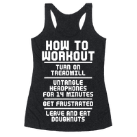 How To Workout