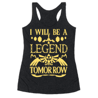 I Will Be A Legend Tomorrow