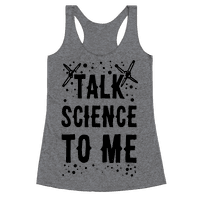 Talk Science to Me