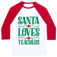 Santa Loves Teachers