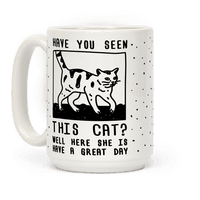 Have You Seen This Cat Mug