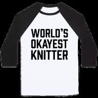 World's Okayest Knitter